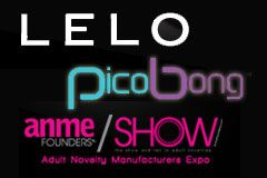 LELO, PicoBong Offering Free Shipping at ANME