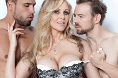 Julia Ann Pushes Her Limits in 'Gangbanged 4'