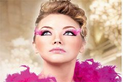 Baci Lingerie Brings Lash Bar to Southern Bridal Show & Expo