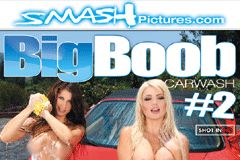 Smash's 'Big Boob Car Wash 2' Gets Release Date, Trailer
