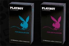 Calvista Exclusively Distributing Playboy Condoms in Australia, New Zealand