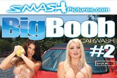 AEBN Streams Smash Pictures' 'Big Boob Car Wash 2' Pre-Street