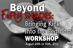 Wet Lubricants, Hustler Hollywood Launch 'Fifty Shades' Inspired Workshops