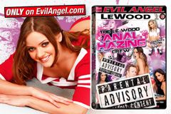 Evil Angel Debuts Le' Wood's 'Anal Hazing Crew'