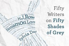 Marci Hirsch, Sinnamon Love in 'Fifty Writers on Fifty Shades'
