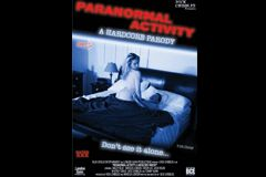 'Paranormal Activity: A Hardcore Parody' Gets Box Cover
