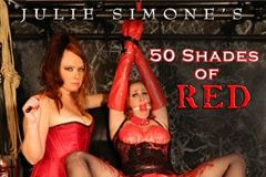 Julie Simone Streets '50 Shades of Red'