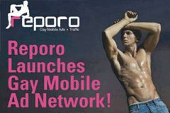 Reporo Debuts Gay Mobile Ad Network, Taps Stricklin as VP