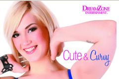 DreamZone Unveils First Images of 'Cute & Curvy'