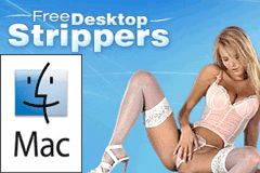 VirtuaGirl Desktop Nude Dancers Now Available for Mac