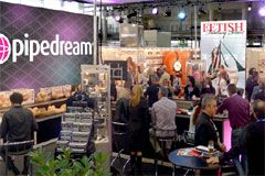 Pipedream Wraps Successful Week at eroFame
