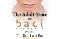 The Adult Store Launches Baci Lash Bar Nights
