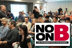 Adult Industry Convenes Over 'No on Measure B'