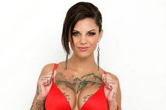 Bonnie Rotten Signs With A-List Features