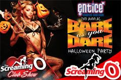 Screaming O Hosts 2nd Annual Halloween Bash With Entice Boutique