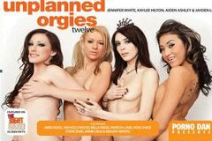 Pure Play, Immoral Release 'Unplanned Gangbangs 12'