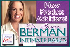CalExotics Releases New Dr. Laura Berman Products