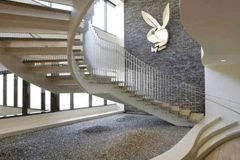 Playboy's New Headquarters Shown Off in Slideshow
