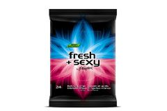 Paradise Marketing Debuts 'Fresh + Sexy' Wipes