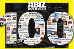 XBIZ World Magazine Lists Top 100 Newsmakers of 2012