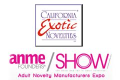 'Gigolo' Star Nick Hawk, New Products On Hand at CalExotics ANME Booth