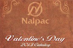 Nalpac Releases Its 2013 Valentine's Day Catalog