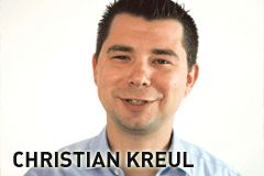 Visit-X Taps Christian Kreul as Senior Sales Manager