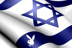 Playboy Magazine Headed for Israel