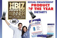 Prolifta Wins XBIZ Award for Sexual Enhancement Product of the Year