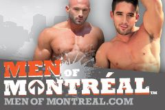 MenofMontreal.com Launches With Next Door Entertainment