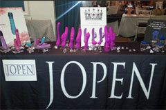 JOPEN Showcases Wedding Season Ideas at Consumer Show