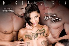 Digital Sin Rolls Out 'The Gang Bang of Bonnie Rotten'