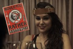 Sasha Grey Talks New Movie Role in The Daily Beast