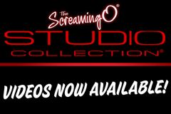 Screaming O Releases Studio Collection Videos