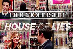 Latest 'House of Lies' Episode Focuses on Doc Johnson, Filmed On-location