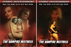 Sparks Entertainment Reveals 'The Vampire Mistress' Cover Art