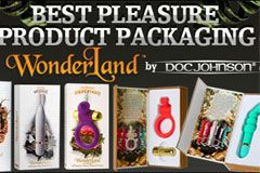 Doc Johnson Wins Best Pleasure Product Packaging at AdultEx