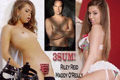 Riley Reid, Maddy O'Reilly to Perform Live With Eric John