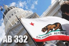 AB 332's Next Hearing Slated for Wednesday