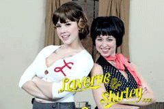 'Laverne & Shirley XXX: A DreamZone Parody' to Shelf in August