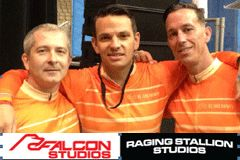 Falcon/Raging Stallion Employees Bike From L.A. to S.F to Fight AIDS