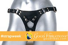 Good Vibrations Declares International Strap-on Week