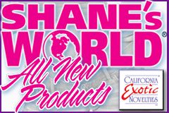 CalExotics Adds 4 New Items to 'Shane's World Collection'