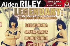 Evil Angel Showcases Belladonna in 'Legendary' Compilation