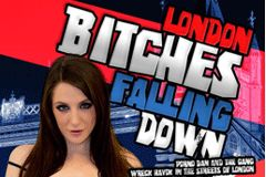 Pure Play Releases Porno Dan's 'London Bitches Falling Down'