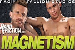 Raging Stallion Releases 20th Volume in 'Hard Friction' Line