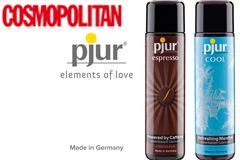 pjur Group Products Featured in German Cosmopolitan Magazine
