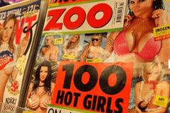 Zoo, Nuts Yank 'Lads Mags' From U.K. Retailer