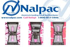 Nalpac Releases Impulse Novelties' Closet Collection