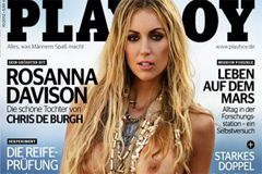 1st-Ever 'Miss World' Featured in Playboy Magazine